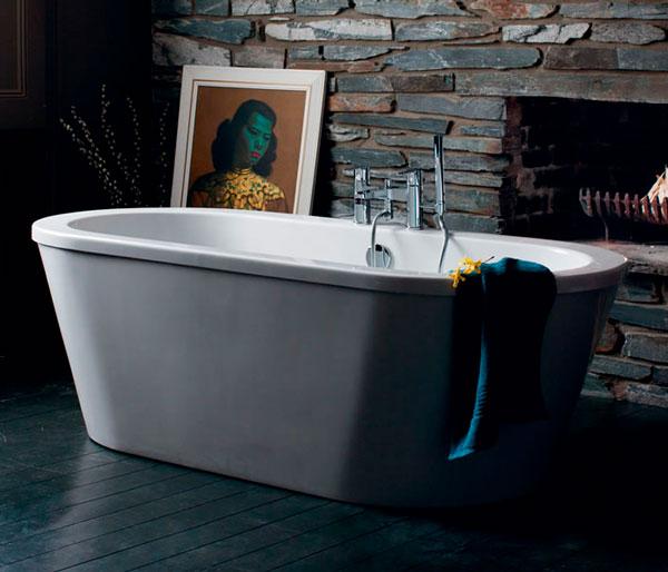 Nouveau Bath  1780x810mm