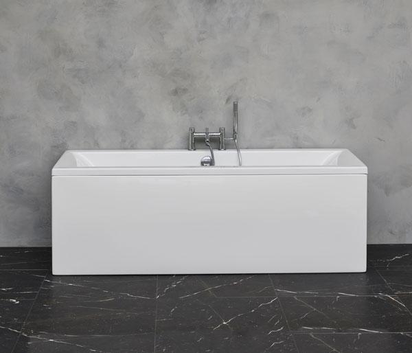 Enviro 1700x700mm Double Ended Bath