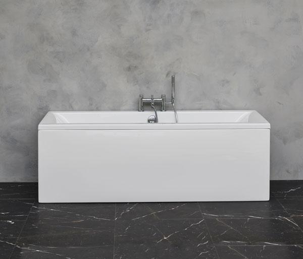 Enviro 1700x750mm Double Ended Bath