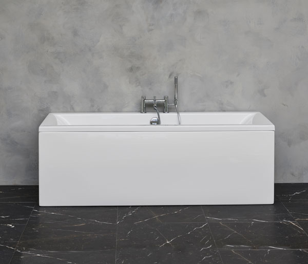 Enviro 1700x800mm Double Ended Bath