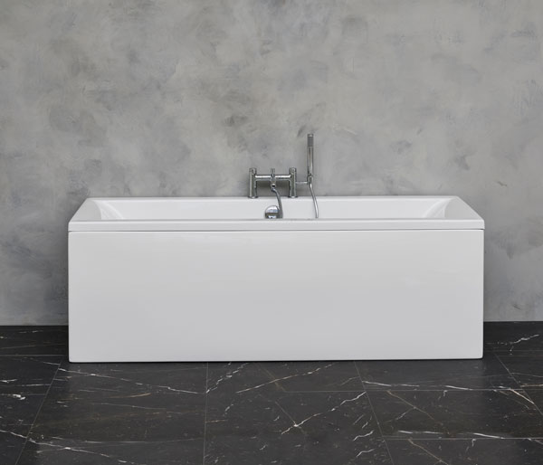 Enviro 1800x800mm Double Ended Bath