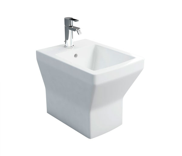 Cube S20 Back to Wall Bidet
