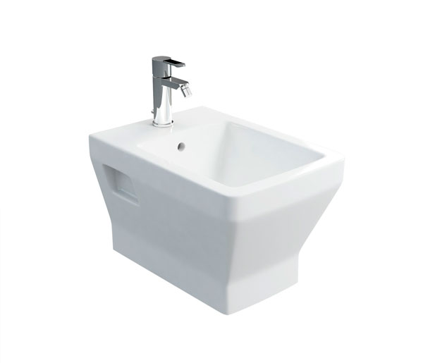 Cube S20 Wall Mounted Bidet