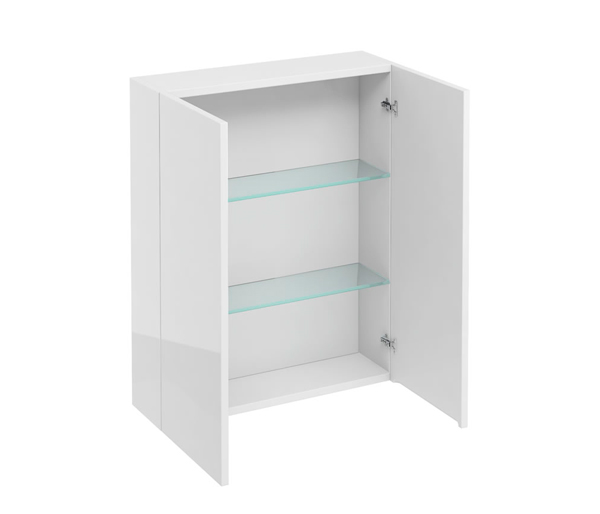 D30 Wall Unit 600mm White
