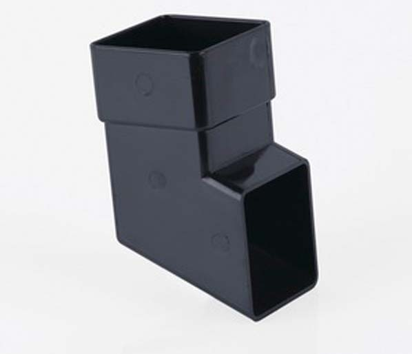 Squarestyle 65mm Anthracite Downpipe Shoe
