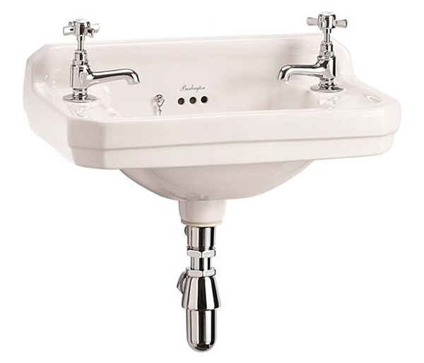 Burlington Edwardian Cloakroom Basin 510x320