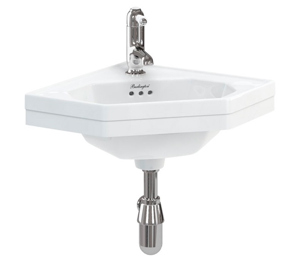 Burlington Corner Basin 598x452mm