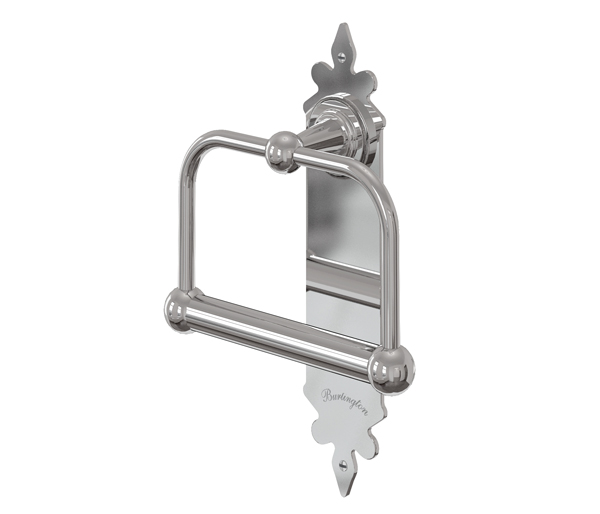 Burlington Spire Toilet Roll Holder