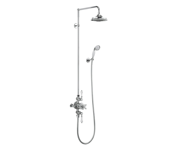 Burlington Avon Exposed Shower 6\