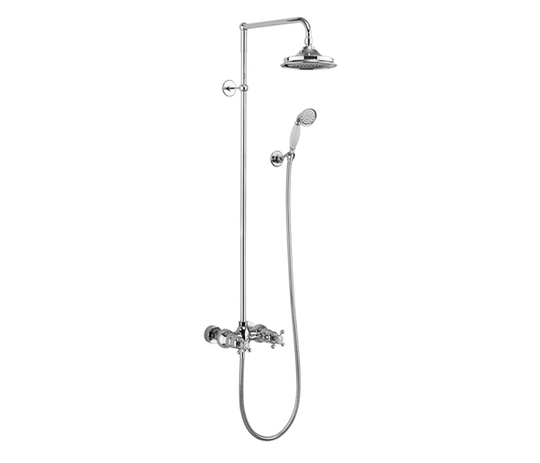 Burlington Eden Exposed Shower Kit 6\