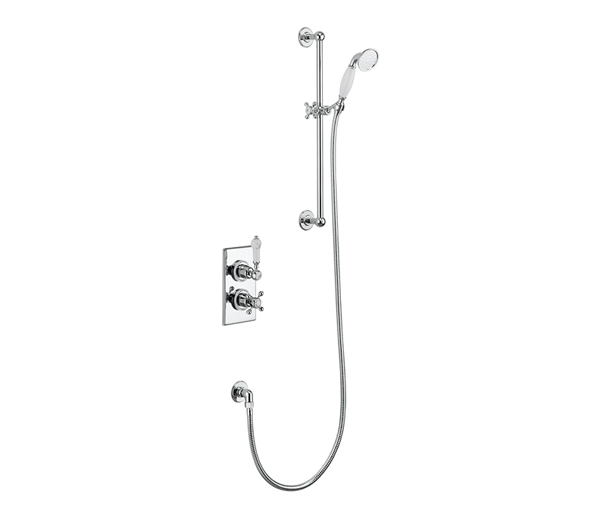Burlington Trent Concealed Shower Kit