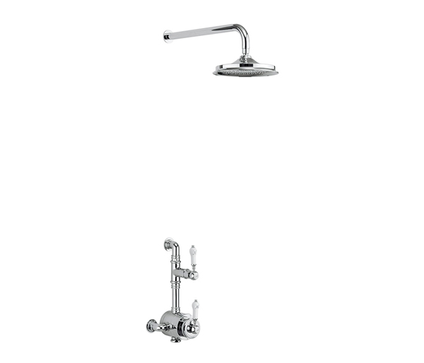 Burlington Stour Shower Kit 6\