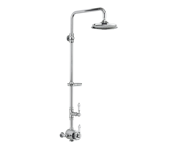 Burlington Stour Exposed Shower Kit 6\