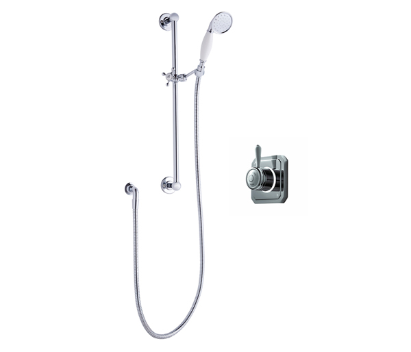 Burlington Digital Shower Kit HP