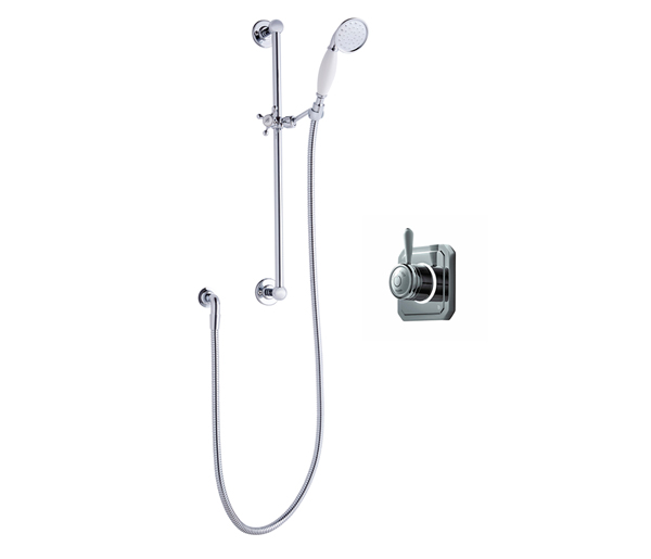 Burlington Digital Shower Kit LP