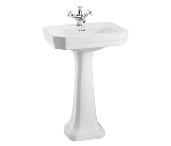 Burlington Victorian Basin & Tall Ped 560x470