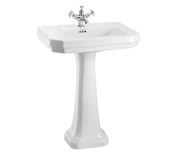 Burlington Victorian Basin & Tall Ped 610x510
