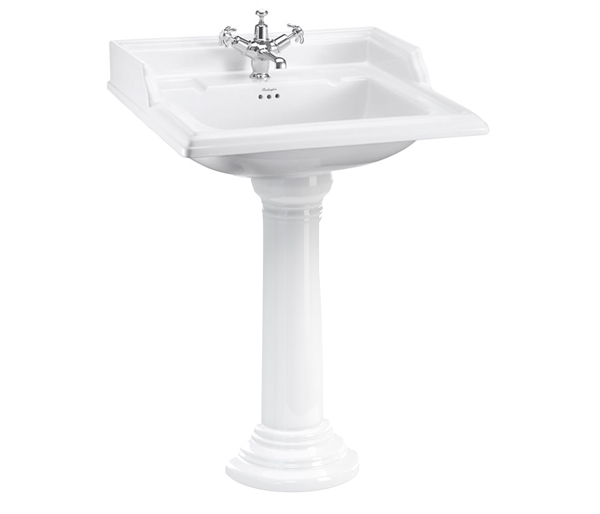 Burlington Classic Basin & Tall Ped 650x575