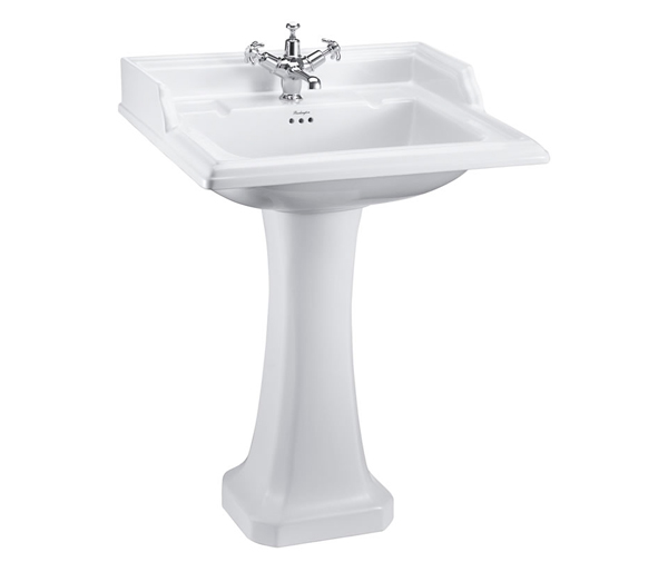 Burlington Classic Basin & Pedestal 650x575