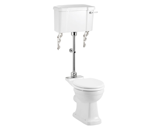 Bulington Low Level Toilet 520mm