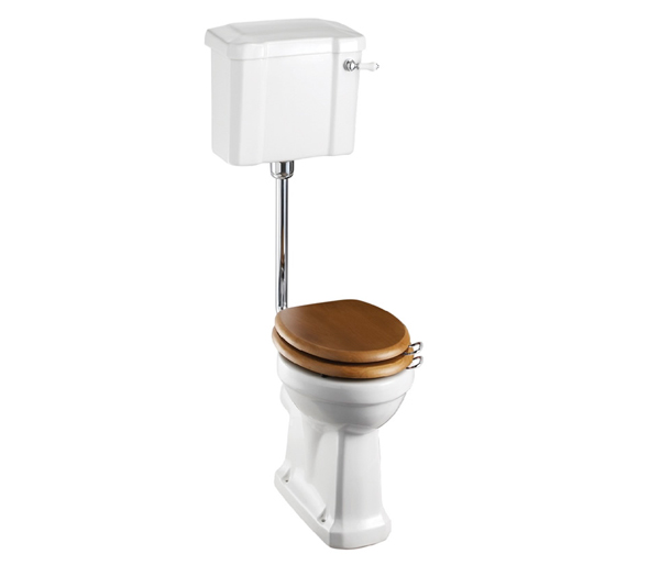 Burlington Low Level Toilet 440mm