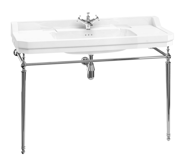 Burlington Edwardian Basin & Stand 1200x510mm