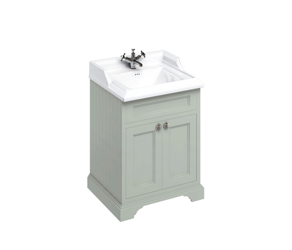 Classic Vanity Unit 654x581mm Olive