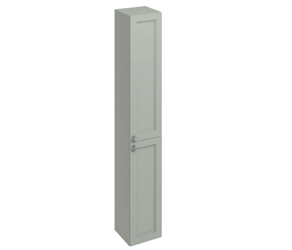 Burlington Tall Storage Unit Olive