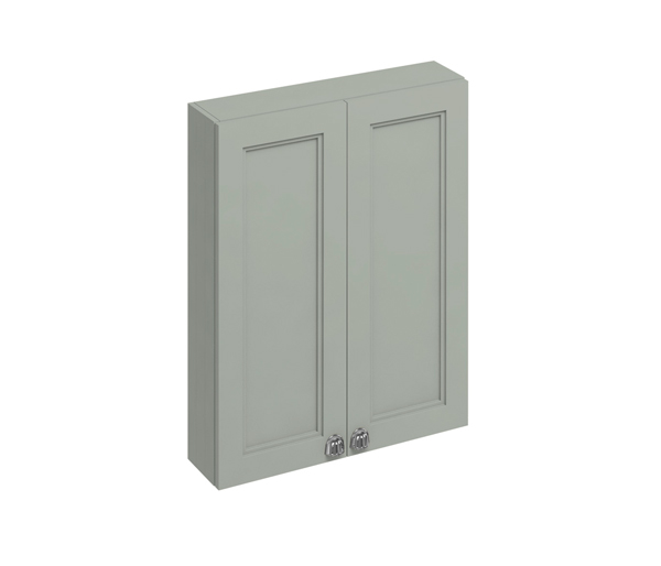 Burlington Double Door Wall Unit Olive