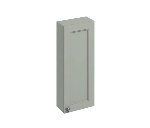 Burlington Single Door Wall Unit Olive