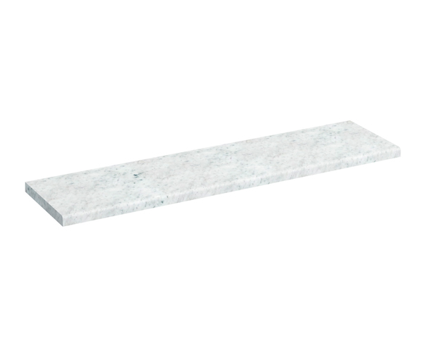 Burlington Minerva Carrara Worktop 1210x305mm