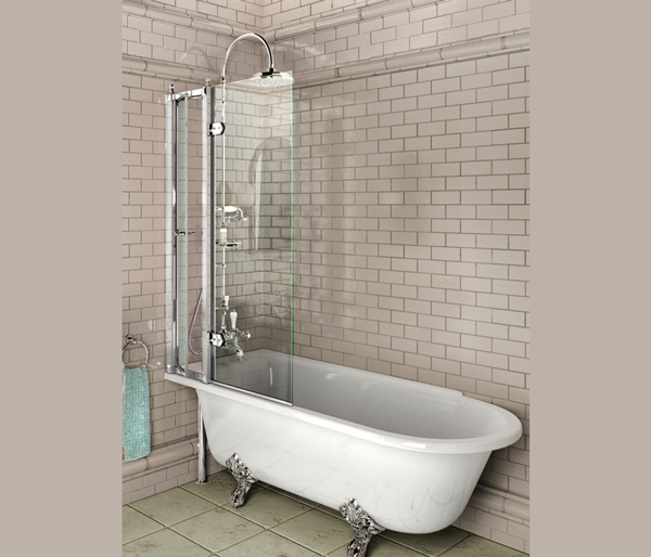 Burlington Hampton Left Hand Bath 1700x700mm