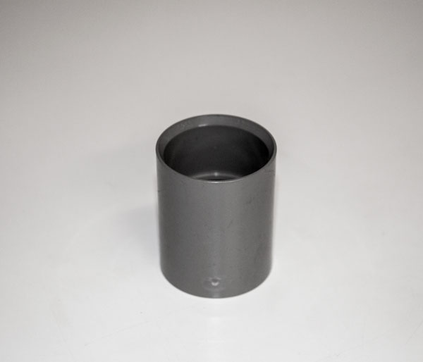 Solvent Weld 32mm Grey Coupling