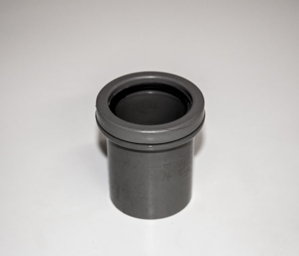 Solvent Weld 32mm Grey Expansion Coupling