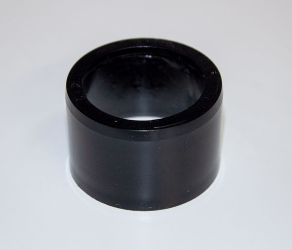 Solvent Weld 40x32mm Black Reducer