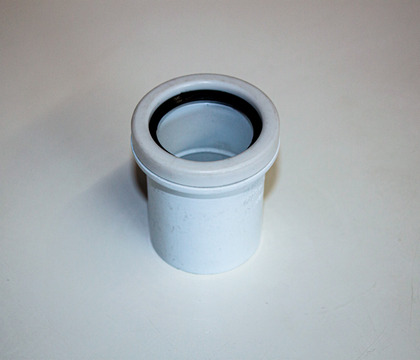 Solvent Weld 32mm White Expansion Coupling
