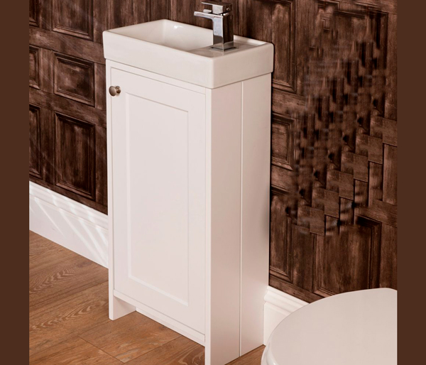 Traditional Cloakroom Basin Unit