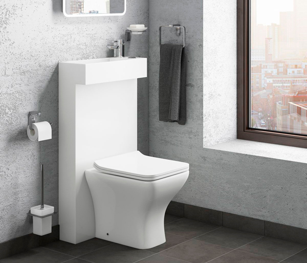 Fair All In One Basin and WC Unit