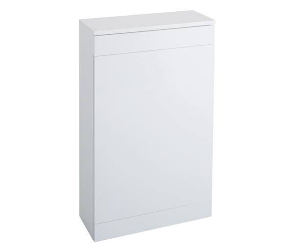 Idon 500mm WC Unit White Gloss