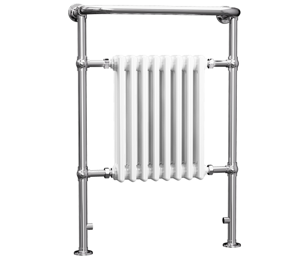 Traditional Enamel Radiator 673x965mm
