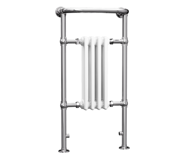 Traditional Enamel Radiator 495x965mm