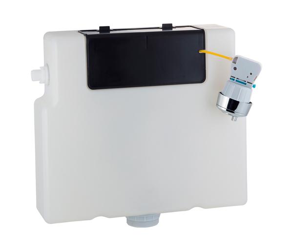 SLCC01N Slimline Dual Flush Concealed Cistern