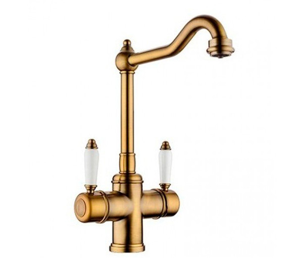Cassini Cold Filter Tap Antique Bronze