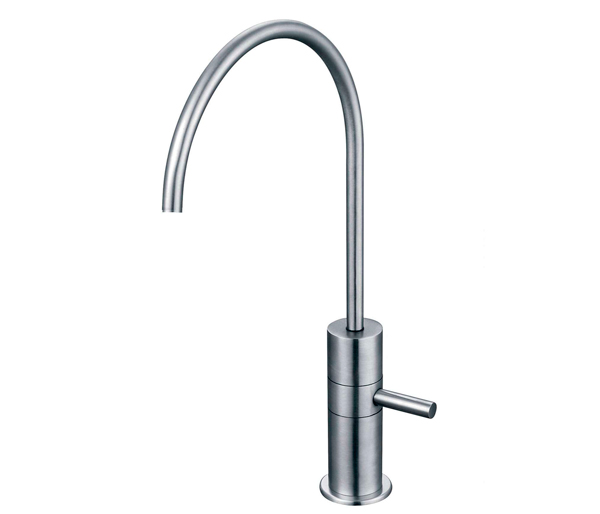 Pluto Cold Filter Kitchen Tap Stainless Steel