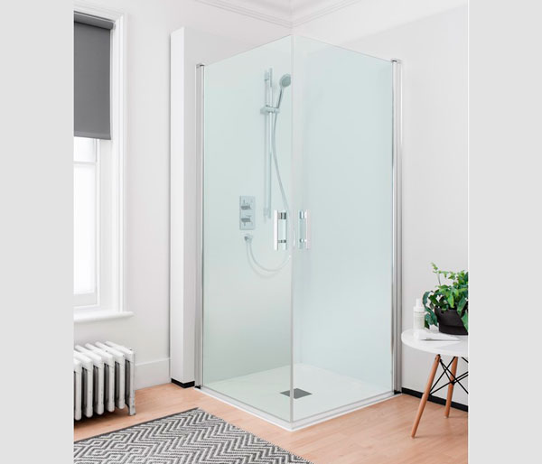 Click Easy Access Double Hinged Door 800mm