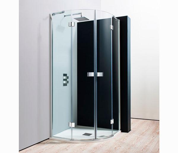 Design Double Door Quadrant  800mm