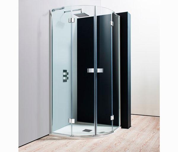 Design Double Door Quadrant  900mm