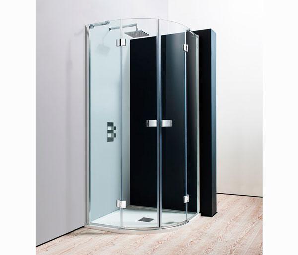 Design Single Door Quadrant   900mm