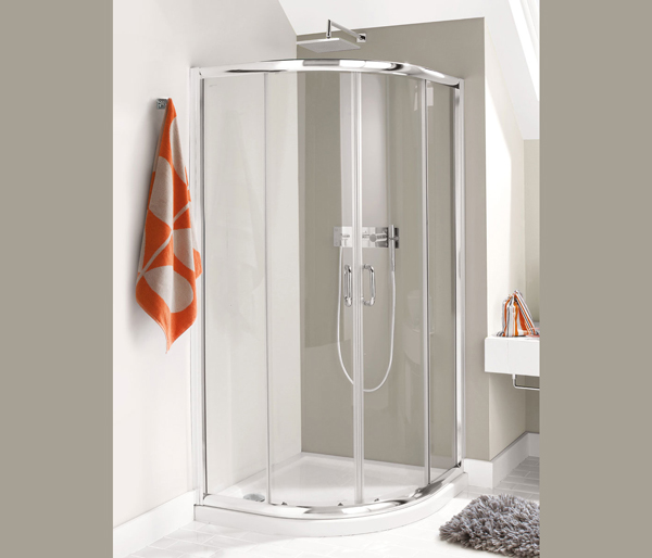 Supreme Quadrant Shower Enclosure 900x900mm