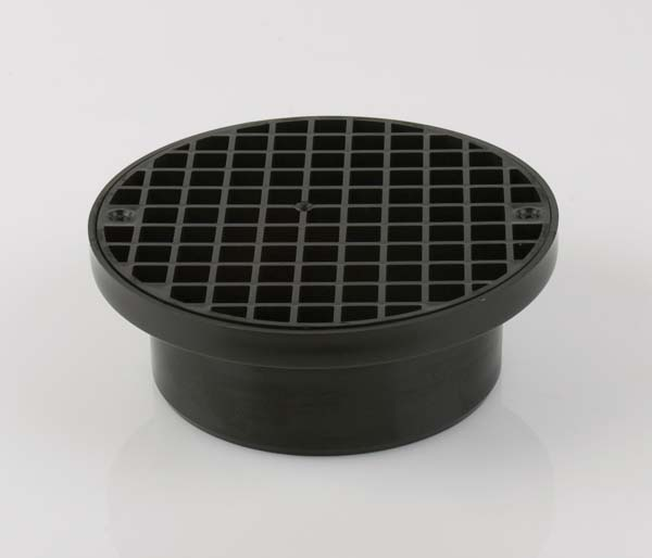 Underground 110mm Spare Round Gully Grid